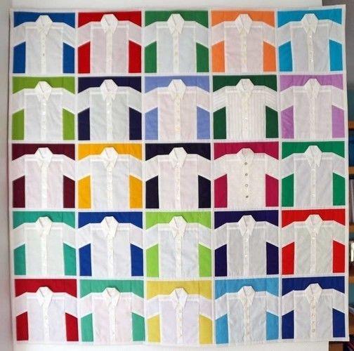 Makerist - Das weiße Hemd - Patchwork-Projekte - 1