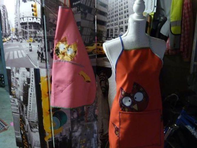"""Makerist - tabliers """" motifs"""" - Créations de couture - 1"""