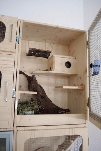 Makerist - Ein Heim für meine drei Fellnasen - DIY-Projekte - 2