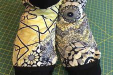 Makerist - Feine Socken aus Jersey - 1