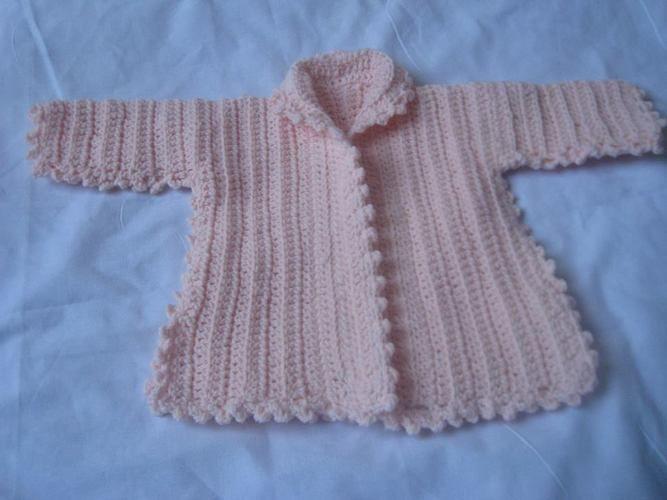 Makerist - gilet au crochet - Créations de crochet - 2