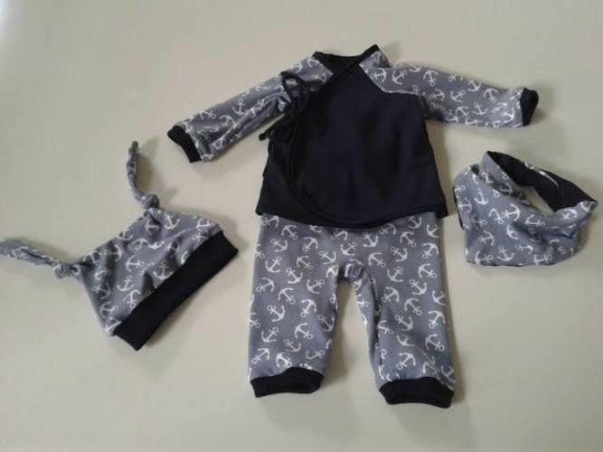 Makerist - Babykleidung - Nähprojekte - 1