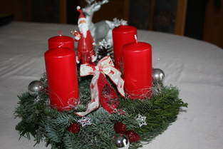 Makerist - .... Advent, Advent ein Kerzlein brennt ... - 1