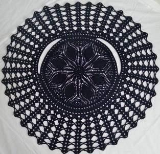Makerist - kreisWESTE BLACK - 1