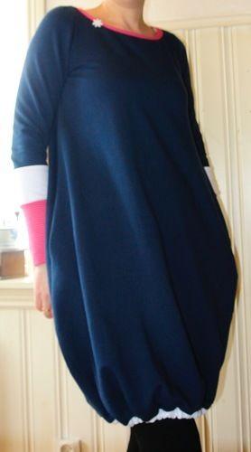 Makerist - Relax Shirt-Kleid von lenipepunkt für mich selber - Nähprojekte - 2