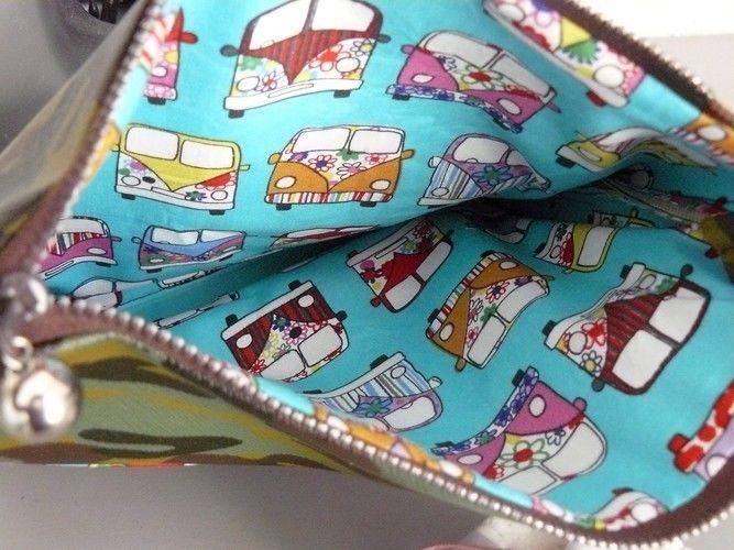 Makerist - camouflage, pour une sacoche tendance  - Autres créations - 2