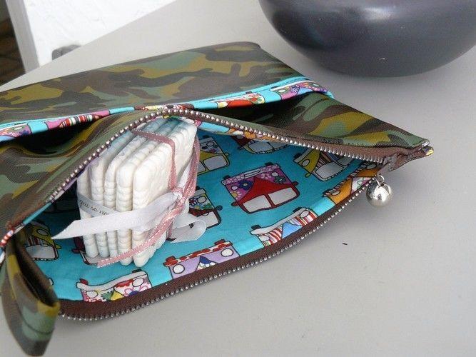 Makerist - camouflage, pour une sacoche tendance  - Autres créations - 3