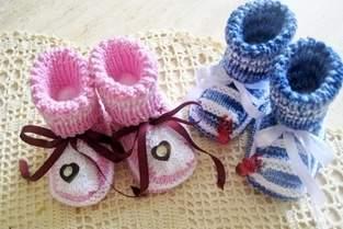 Makerist - Babyschuhe - 1