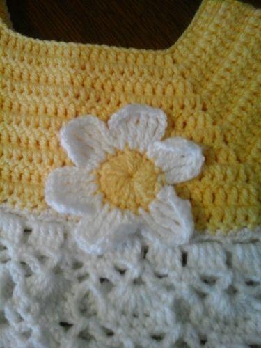 Makerist - Robe printanière pour fillette - Créations de crochet - 2