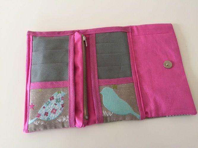 Makerist - Ein neues Portemonnaie für mich :-)  - Nähprojekte - 2