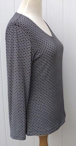 """Makerist - T-shirt, débardeur et robe """"Valery"""" - Créations de couture - 2"""