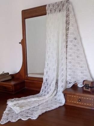 Makerist - Woodland Lace Shawl - 1
