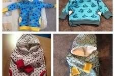 Makerist - Kuschelhoodie für Kinder der Familie - 1