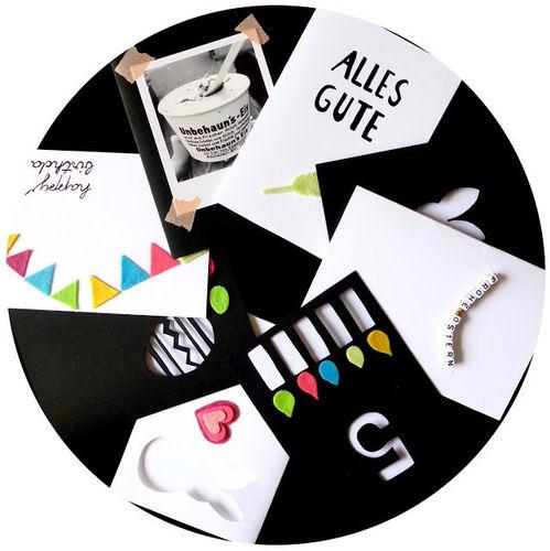 Makerist - DIY-Grußkarten - DIY-Projekte - 1