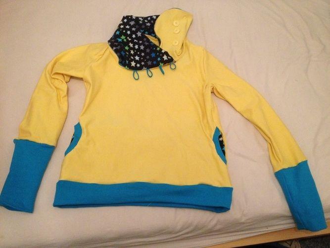 Makerist - Erstes selbst genähtes Kleidungsstück - Nähprojekte - 1