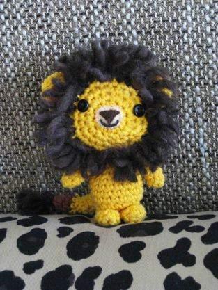 Makerist - Leo der Löwe - 1