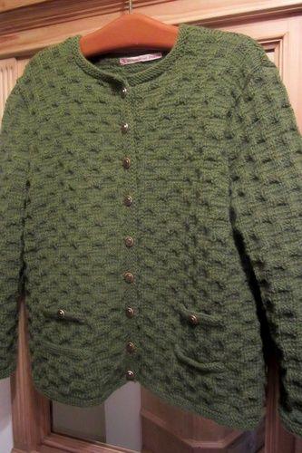 Makerist - Jacken und Pullover - Strickprojekte - 3