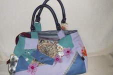 Makerist - Tasche aus Resten - 1