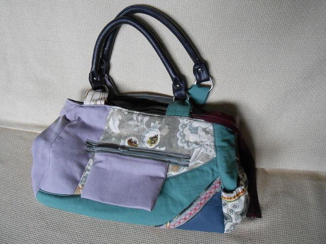 Makerist - Tasche aus Resten - Nähprojekte - 2