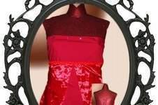 Makerist - Bustier rose - 1