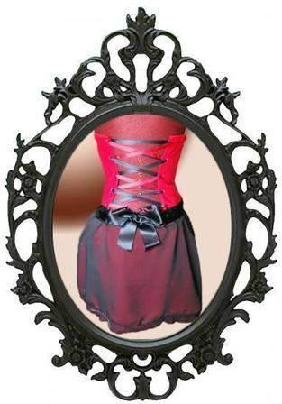 Makerist - Robe rouge et noire - 1