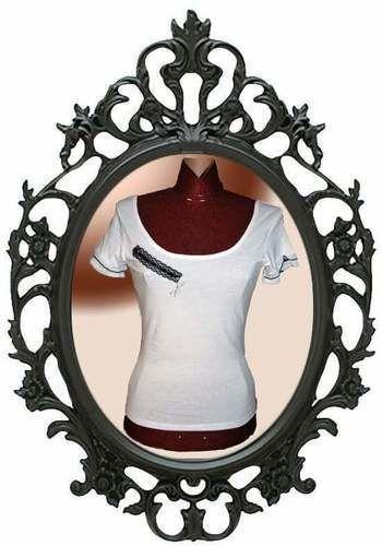 Makerist - T-shirt blanc - Créations de couture - 1
