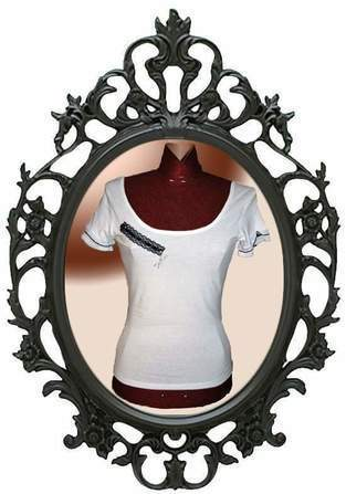 Makerist - T-shirt blanc - 1