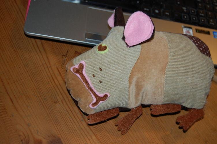Makerist - Schmittchen das Schweinchen :) - Nähprojekte - 2
