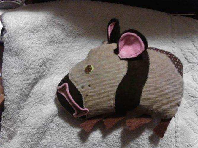 Makerist - Schmittchen das Schweinchen :) - Nähprojekte - 3