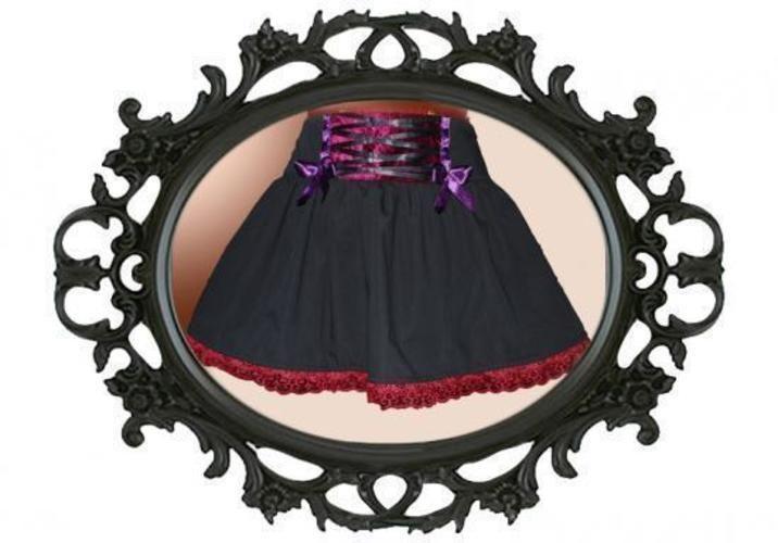 Makerist - Jupe à lacets  - Créations de couture - 1