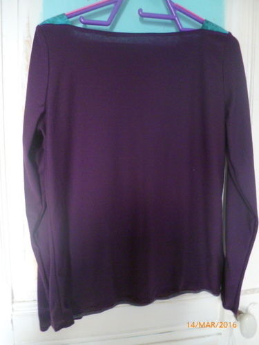 Makerist - tee shirt mme marlene - Créations de couture - 3