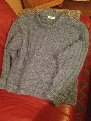 Makerist - Winterwarmer Pullover  - Strickprojekte - 1