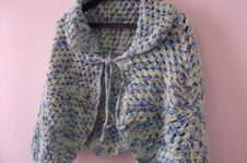 Makerist - Poncho cape pour filles fait main - 1