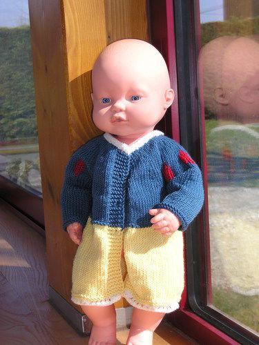 Makerist - Gilet princesse pour prémas - Créations de tricot - 1