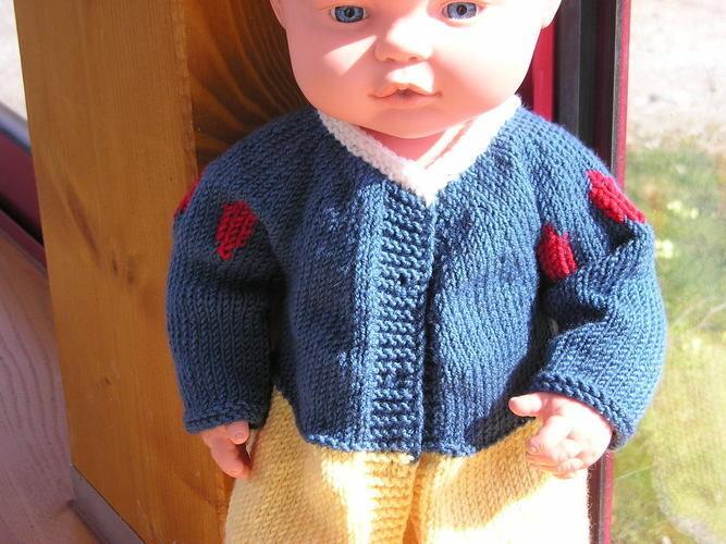 Makerist - Gilet princesse pour prémas - Créations de tricot - 2