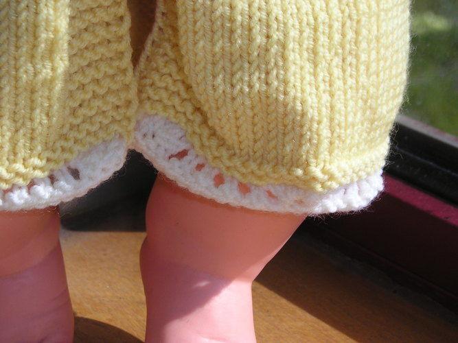 Makerist - Gilet princesse pour prémas - Créations de tricot - 3