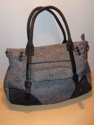 Makerist - Upcycling Handtasche - 1