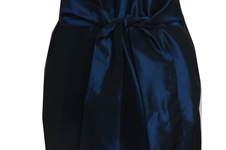 Makerist - Robe taffetas bleu nuit - 1
