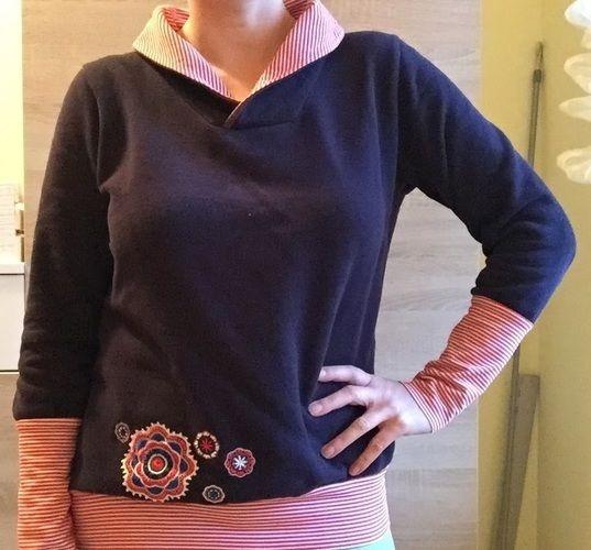 Makerist - Mrs. Klassik mit Crochet Love, Gr. 40 - Nähprojekte - 1