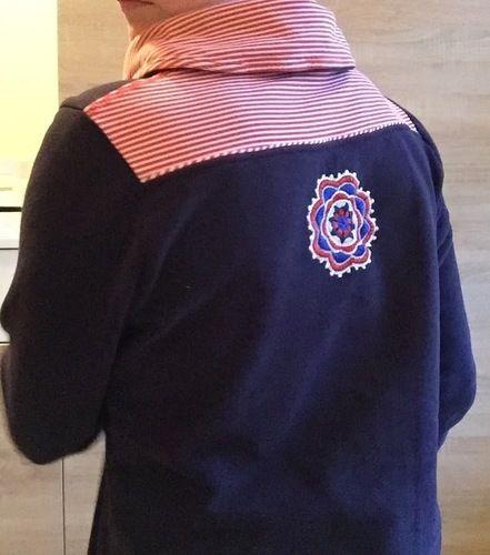 Makerist - Mrs. Klassik mit Crochet Love, Gr. 40 - Nähprojekte - 2