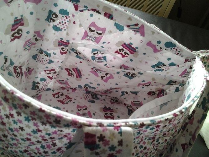 Makerist - grand sac de plage ou autre - Créations de couture - 2