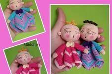 Makerist - Amigurumi Mini Baby Sternschnuffeltuch 11 cm Groß - 1