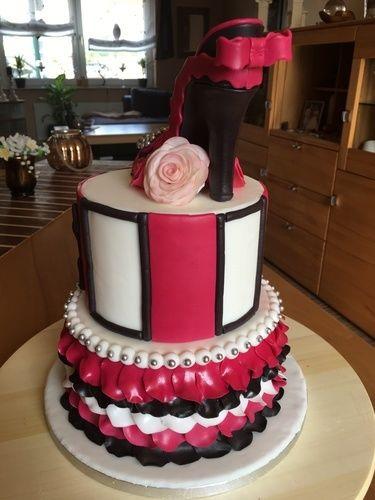 Makerist - Geburtstag - Torten, Cake Pops und Cupcakes - 3