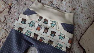 Makerist - Hose Cozy Pants von Kid5 als Erstlingsset - 1