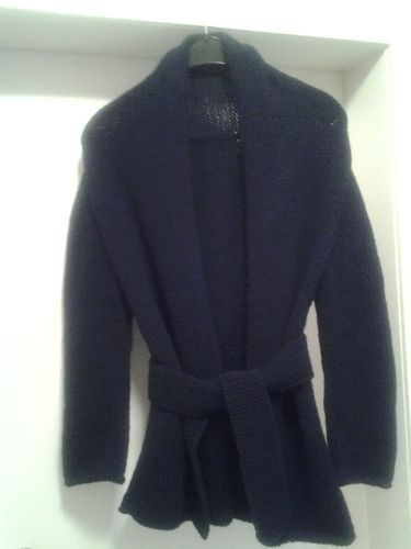 Makerist - Kimono Jacke Nina  - Strickprojekte - 1