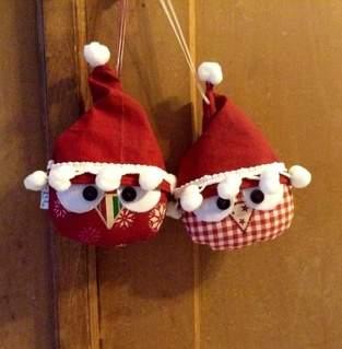 Weihnachtseulen...oder kleine wichteleulen :-)