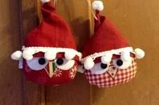 Makerist - Weihnachtseulen...oder kleine wichteleulen :-) - 1