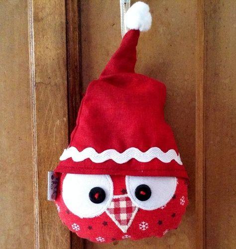 Makerist - Weihnachtseulen...oder kleine wichteleulen :-) - Nähprojekte - 2