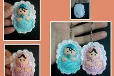 Makerist - Baby Taschen oder Kinderwagenbaumler mit Fimo - 1