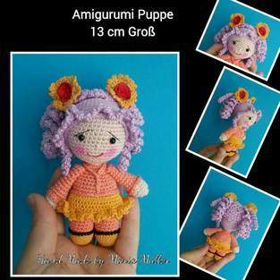 Makerist - Amigurumi Mini Puppe - 1